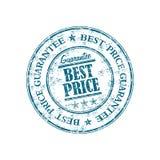 El mejor sello de goma del precio Fotos de archivo