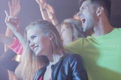 El mejor we& x27 del concierto; VE estado a Fotos de archivo