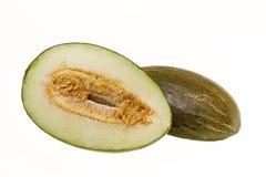 El melón verde Foto de archivo libre de regalías