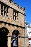 El mercado Pasillo, Shrewsbury Foto de archivo