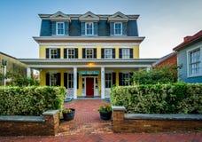 El mesón de la casa del estado, en Annapolis, Maryland fotografía de archivo libre de regalías