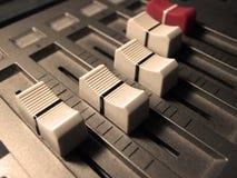 El mezclador Fotografía de archivo libre de regalías