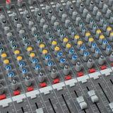 El mezclador Foto de archivo