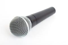 El micrófono sin cuerda aisló. Imágenes de archivo libres de regalías