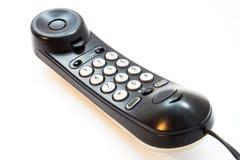 El microteléfono Imagenes de archivo