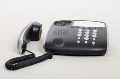 El microteléfono Imagen de archivo libre de regalías