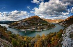 El milagro oscila, cerca de Provadia, Bulgaria Fotografía de archivo libre de regalías