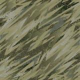 El militar inconsútil de la textura del modelo del camuflaje abstracto repite la ropa de la caza del verde caqui Papel pintado pa fotos de archivo