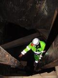 El minero   Foto de archivo libre de regalías