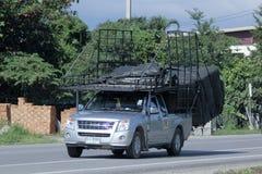 El mini camión de Nim ve a Seng Transport Fotografía de archivo