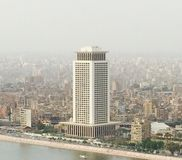 El Ministerio de Asuntos Exteriores foto de archivo libre de regalías