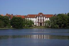El ministerio de Kiel de la justicia fotos de archivo libres de regalías