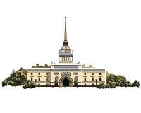 El Ministerio de marina principal Imágenes de archivo libres de regalías