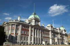 El Ministerio de marina (Whitehall Londres) Imagenes de archivo