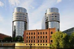 El ministerio del interior en Berlín fotos de archivo libres de regalías