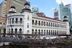 El ministerio del viaje y de la cultura Malasia Fotos de archivo libres de regalías