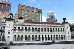 El ministerio del viaje y de la cultura Malasia Imagen de archivo