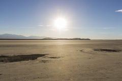 El mirażu popołudnie Fotografia Royalty Free