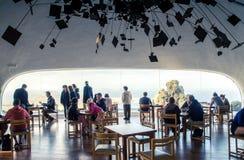 El Mirador del Rio, Lanzarote. Canary Islands Royalty Free Stock Image