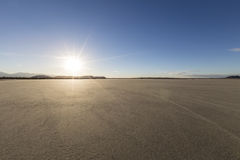 El Mirage Afternoon Royalty Free Stock Image