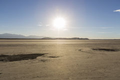 El Mirage Afternoon Royalty Free Stock Photography