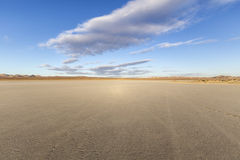 El Mirage Dry Lake Mojave Stock Photo