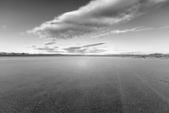 El Mirage Dry Lake Mojave Royalty Free Stock Photo