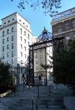 El mirar hacia fuera la 5ta avenida. Imagen de archivo