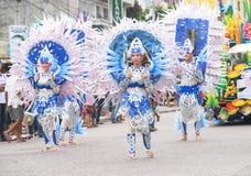 El 17mo Gensan Tuna Festival Imagenes de archivo