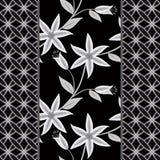 El modelo abstracto inconsútil, líneas verticales, dibujando puntea el fondo elegante de la textura del ornamento Fotos de archivo