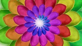 El modelo de la acuarela de la flor se va en el fondo blanco creciendo las flores, ruborícese fondo color de rosa, flores de pape stock de ilustración