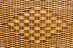 El modelo de la cesta tejida Imágenes de archivo libres de regalías