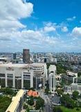 El modelo de Tailandia es una de las áreas de compras de Bangkok Imagenes de archivo