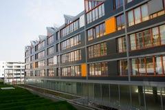 El modelo del apartamento contemporay Fotos de archivo