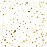 El modelo inconsútil moderno blanco abstracto con oro protagoniza Vector i
