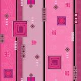 El modelo rosado Foto de archivo libre de regalías