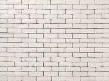 El modelo superficial del ladrillo del primer en la pared de ladrillo vieja de la piedra del color crema texturizó el fondo Fotografía de archivo