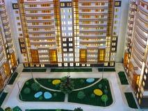 10 10 2015, el Moldavia, Chisinau, exposición de las propiedades inmobiliarias Detalle de Imagen de archivo libre de regalías