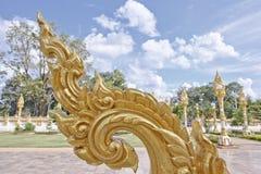 El moldeado tailandés del estilo Imagen de archivo