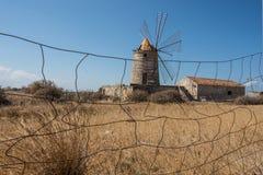 El molino Foto de archivo