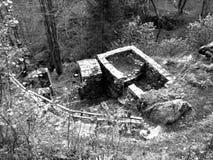 El molino antiguo foto de archivo