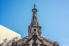El Molino building in Buenos Aires, Argentina. El Molino building in Buenos Aires near Congress Square, Argentina Royalty Free Stock Images