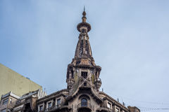 El Molino building in Buenos Aires, Argentina. El Molino building in Buenos Aires near Congress Square, Argentina Royalty Free Stock Photography