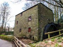 El molino de agua Imagen de archivo