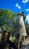 El molino de la torre en la ciudad australiana de Brisbane Foto de archivo libre de regalías