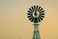 El molino de viento Imagenes de archivo