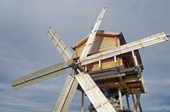 El molino de viento Foto de archivo libre de regalías