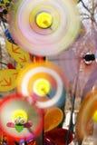 El molino de viento rotatorio Imagen de archivo