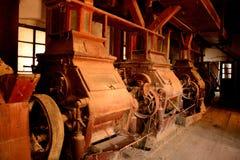 El molino harinero viejo Foto de archivo libre de regalías