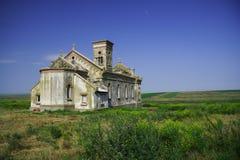 El monasterio 01 de Colelia Foto de archivo